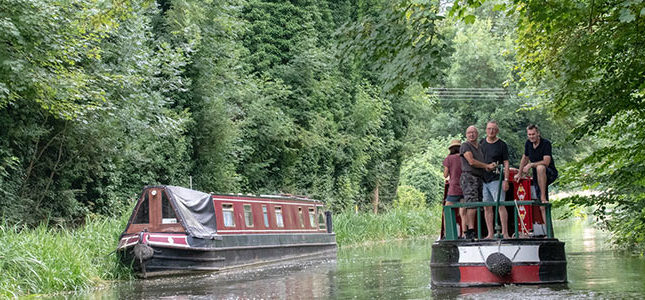 Kennet Canal near Reading